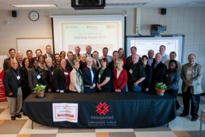 Fanshawe College Learning Forum, London, Ontario, May 1, 2015
